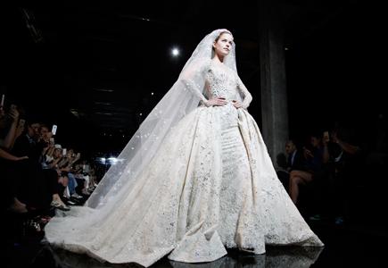 Svadobné šaty Svadobné šaty  Zuhair Murad kolekcia jeseň - zima 2015 2016  d3a1d514ca6