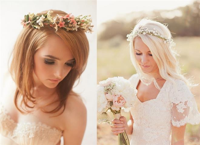 1f7fcac349 Snažte sa účes zladiť k téme svadby a k vašim svadobným šatám v rámci  svojich možností