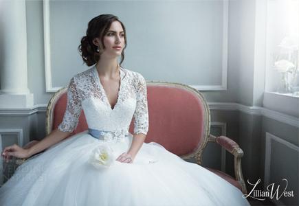4f0f6e9fbf76 Svadobné šaty Svadobné šaty  Idealistická svadobná kolekcia Lillian ...