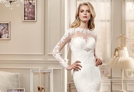882c56876203 Články Svadobné šaty  Kolekcia Nicole Spose 2016