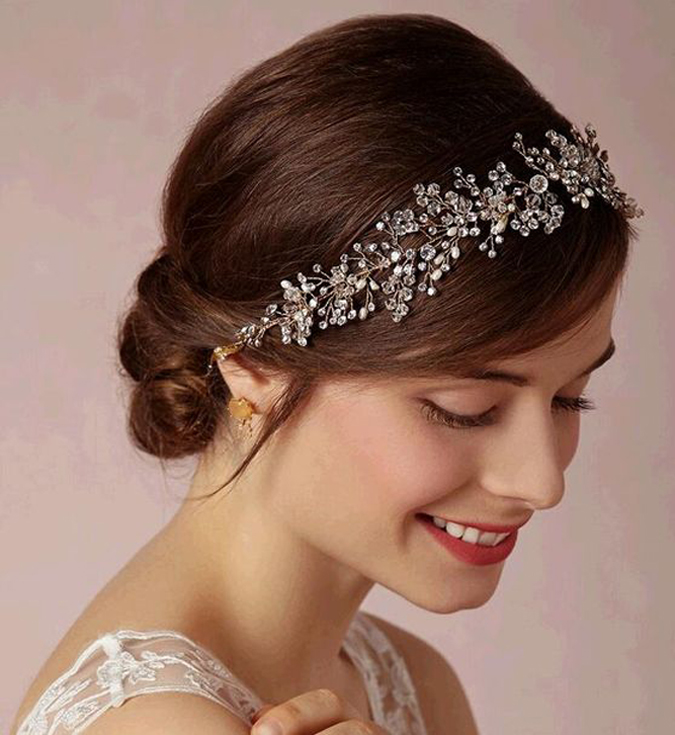 Headpieces For Wedding Guests: Blog RETRO Je Stále In! Aj Vo Svadobných účesoch