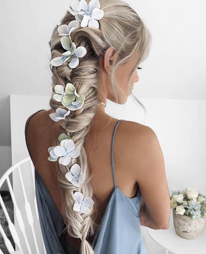 741b74010149 Blog Najkrajšie svadobné účesy  drdoly a vrkôčiky