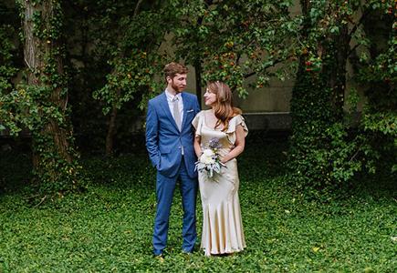 69a259224b80 Zuzkin blog Svadba v štýle 30-tych rokov  Erin   Kevin