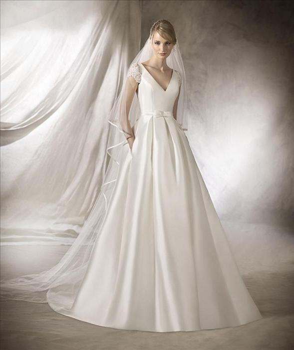 Svadobné šaty Svadobný salón SIMOON  1dbe770d93c