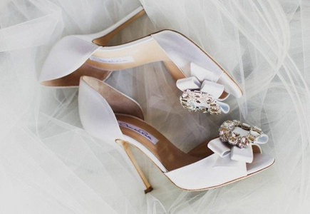 f1b7ff88916c7 Blog Žiarivá kolekcia svadobných črievičiek Oscar de la Renta! | všetko, čo  nevesta potrebuje, je teraz na webe