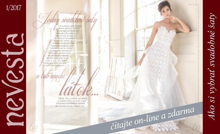 Svadobné šaty NICOLE svadobný salón  e96c00a9488