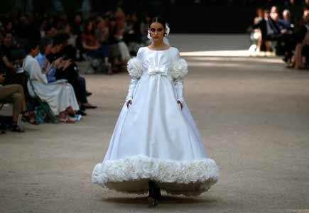 f2052c4e36ac Články Svadobné šaty podľa Chanel