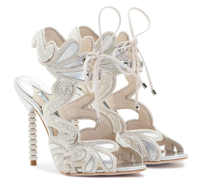 094cdd1cceb5 Blog Sophia Webster  Svadobné topánky na motýlích krídlach