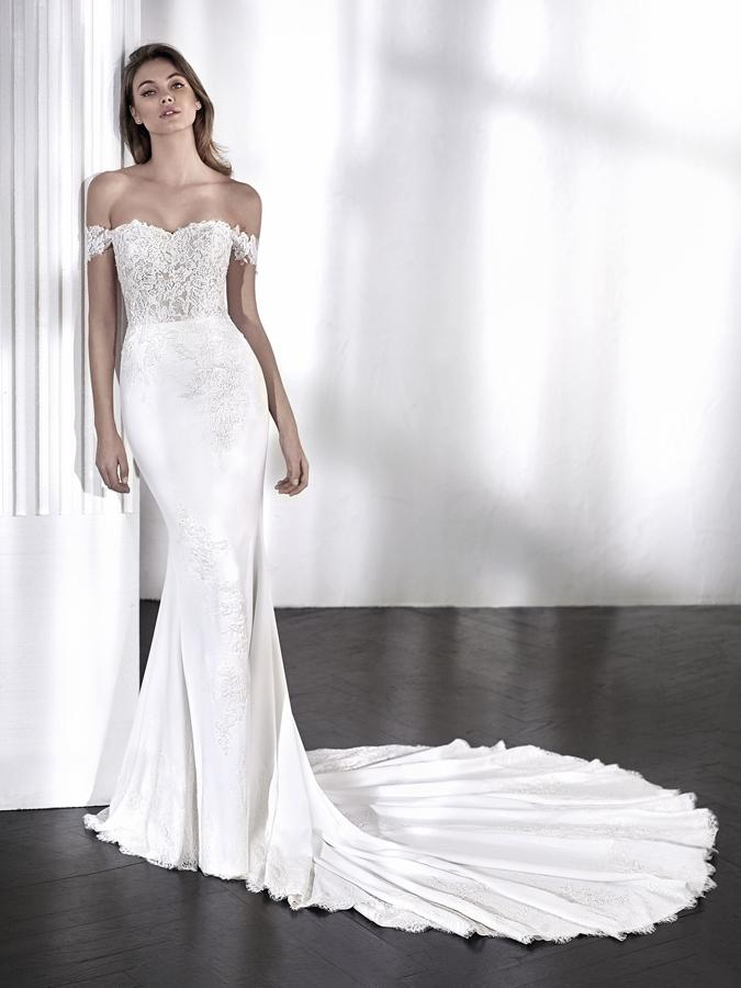 0a7d0d9dd666 Výstavy Predstavujeme vám najkrajšie svadobné šaty značky St ...