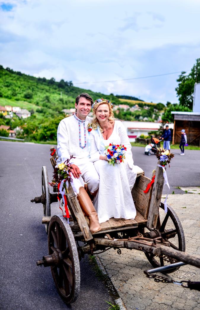 Svadba: Zuzka a Mirek, Foto: Kyra Brenčičová