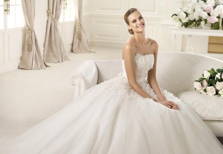 Noviny Salón Nicole  Výherkyňou svadobných šiat sa stáva...  e74cd685528